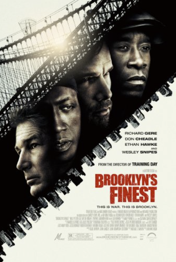 Brooklyn's Finest - Poster